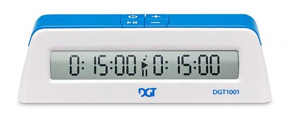 Schachuhr DGT 1001 - weiß