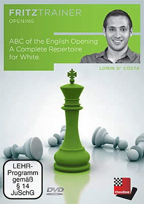 Chessbase, D'Costa - The ABC of the English Opening