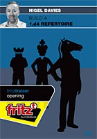 Chessbase, Davies: Build a 1.d4 Repertoire