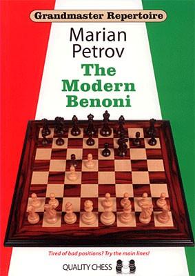 Petrov, The Modern Benoni - kartoniert