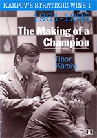 Karolyi, Karpov's Strategic Wins Vol 1. kartoniert