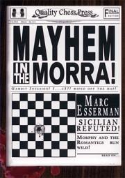 Esserman, Mayhem in the Morra - kartoniert