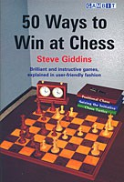 Giddins, 50 Ways to win at Chess