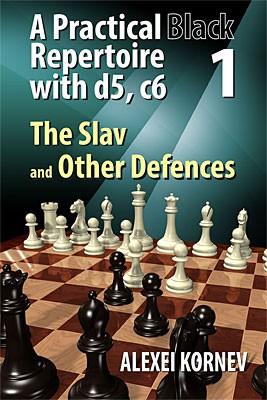 Kornev, A Practical Black repertoire with d5,c6 Vol. 1