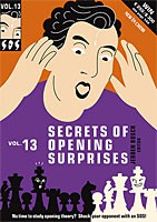 Bosch, SOS -Secrets of Opening Surprises 13